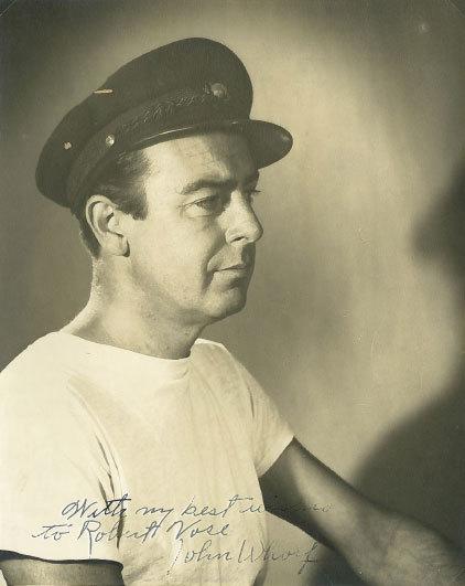 约翰·沃尔夫美国画家John Whorf (American, 1903–1959) - 文铮 - 柳州文铮