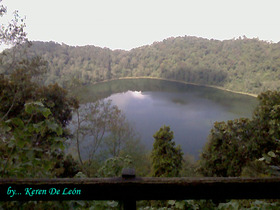 LAGUNA DE CHICABAL ATRACTIVO TURSTICO Y ESCENARIO MSTICO