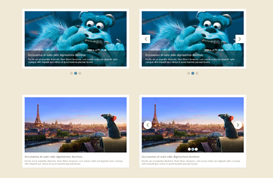 Classic Image Slider PSD Pack