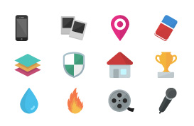 Miscellaneous Icon Vector Pack