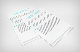 Social Media Marketing Service Agreement Contract Template