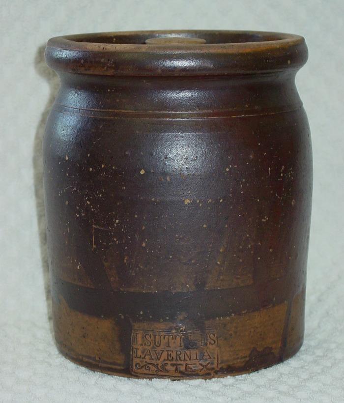 1/2 GALLON JAR W/LID