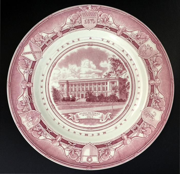 1923 Dinner Plate