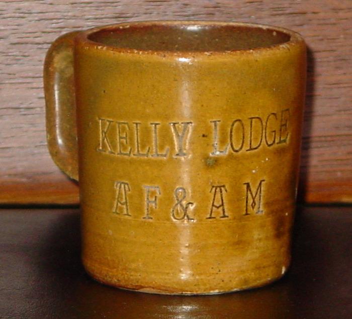 Ultra rare signed mug