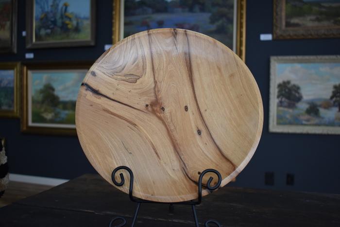 Cedar Elm Platter