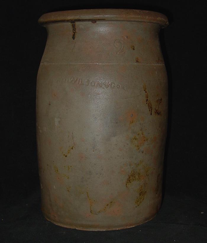 2 gallon Jar