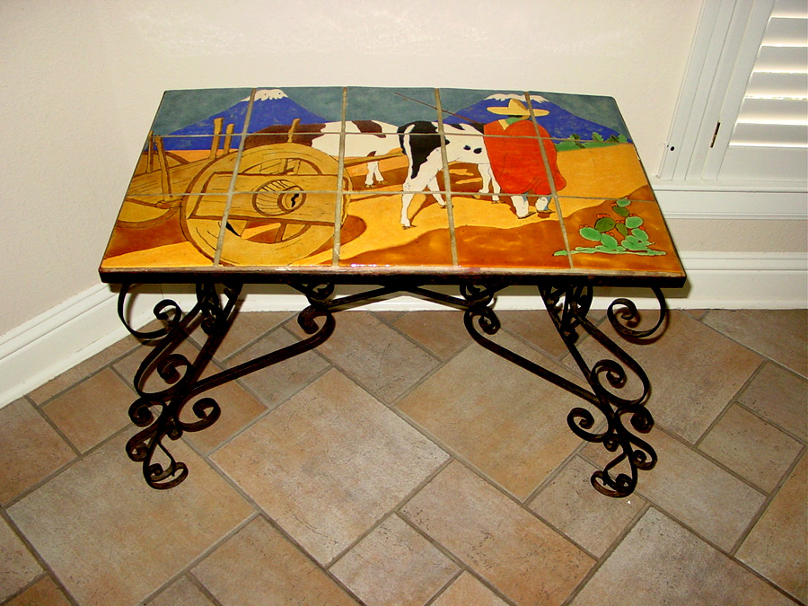 Scenic Tile Table. Tiletableox2