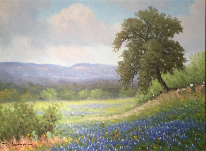 Texas art for sale vintage texas paintings for Oil paintings for sale amazon