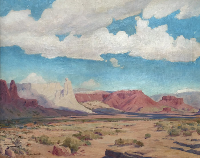 """El Paso Desert"""