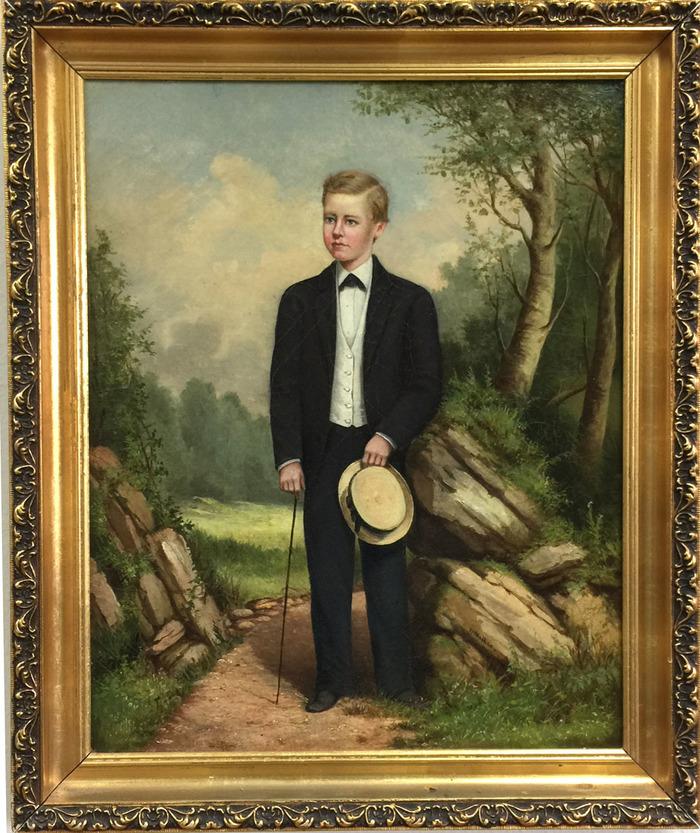 """Southern Gentleman"""