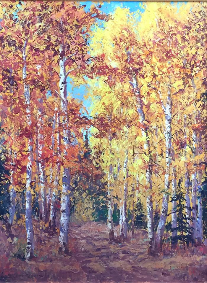 """""""Golden Autumn"""" El Paso"""