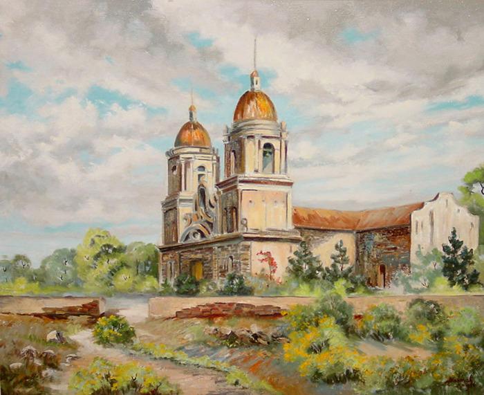 Cathedral - Victoria, Mexico