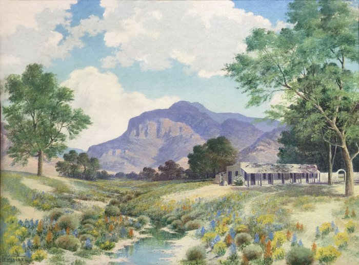"""Hacienda New Mexico"""