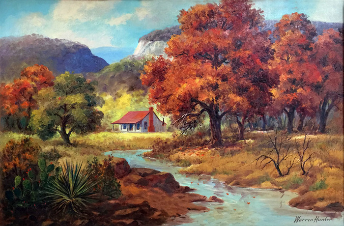 """Fall Ranch Scene"""