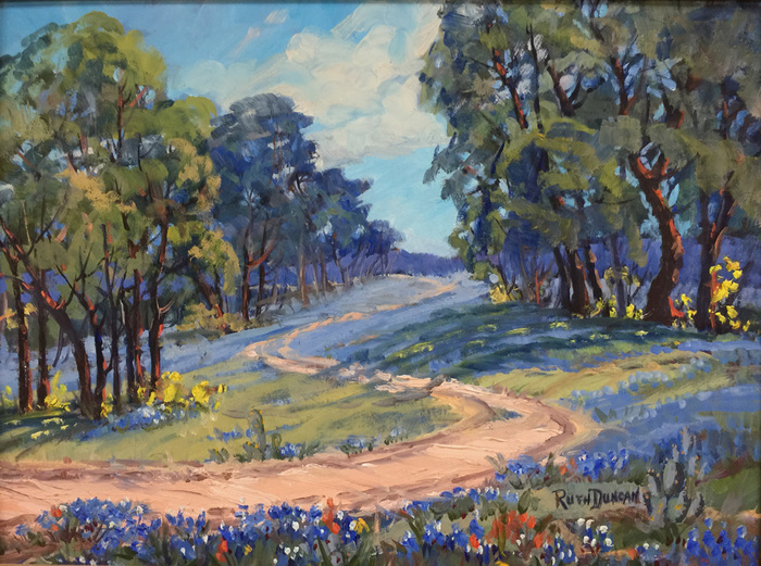 """South Texas Bluebonnets"""