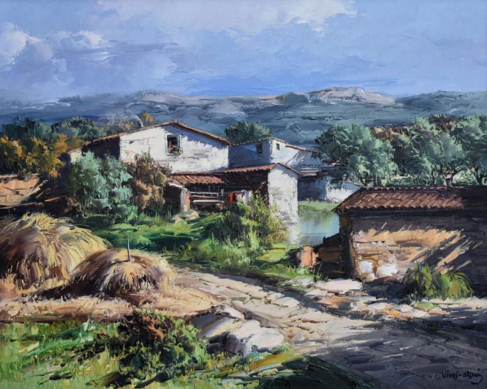 """""""Casas De Campo"""" Catalonia, Spain"""