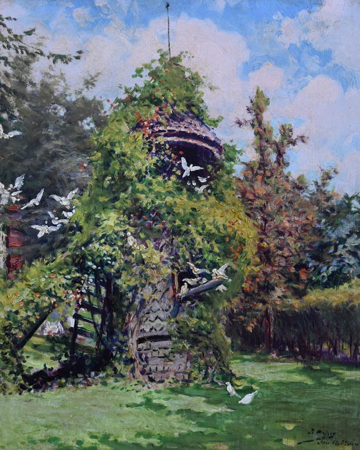 """The Tower in Miraflores: Dr. Urrutia's Lost Garden""  San Antonio Texas."