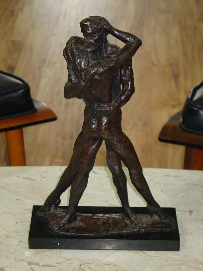 Nude Embrace