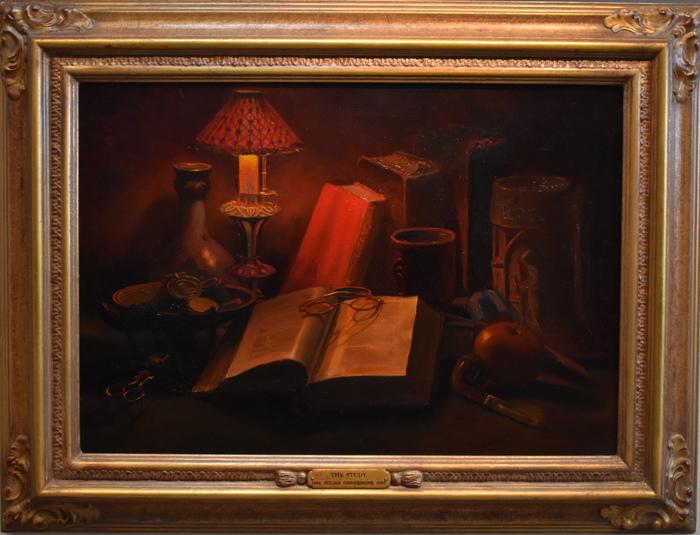 """The Study"""