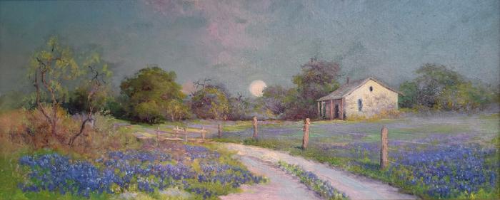 """Hills Between Bandera & San Antonio, Texas"""