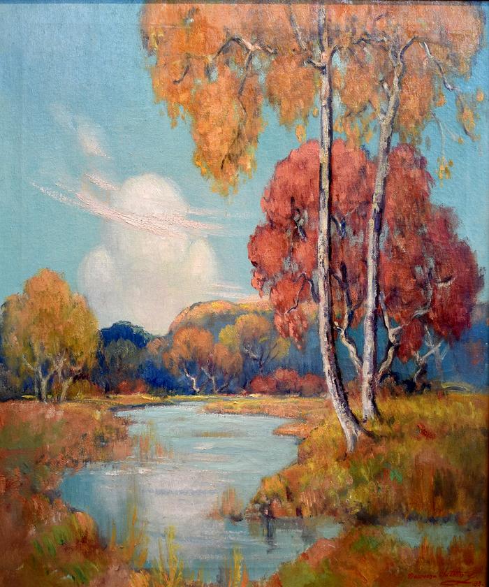 """Autumn"" Texas Hill Country"