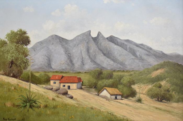 """""""Saddle Mountain"""""""