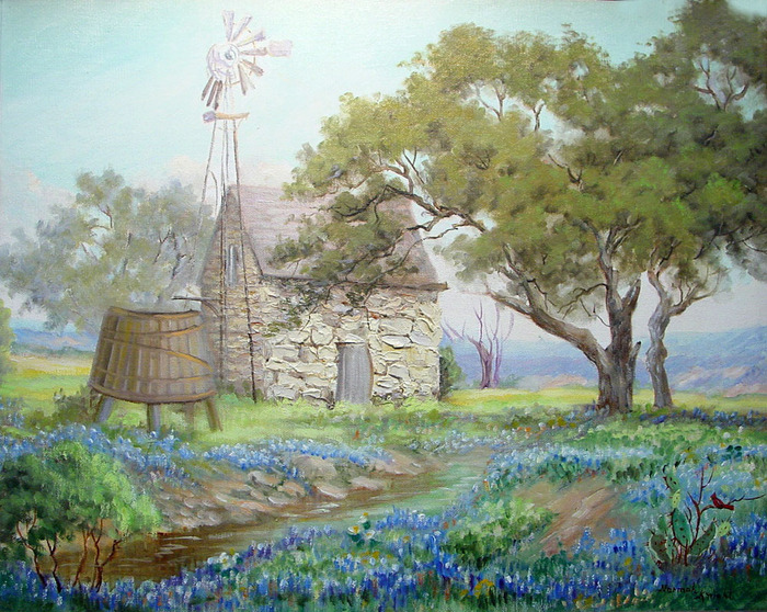 Bluebonnet Smokehouse