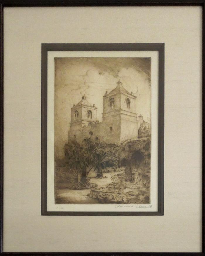 Mission Conception San Antonio Texas