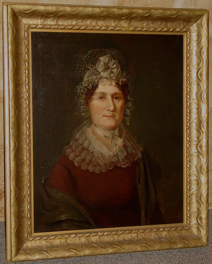 Portrait After Sarah M. Peale 1822