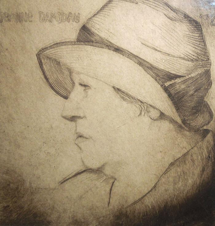 Jeanne Damidau
