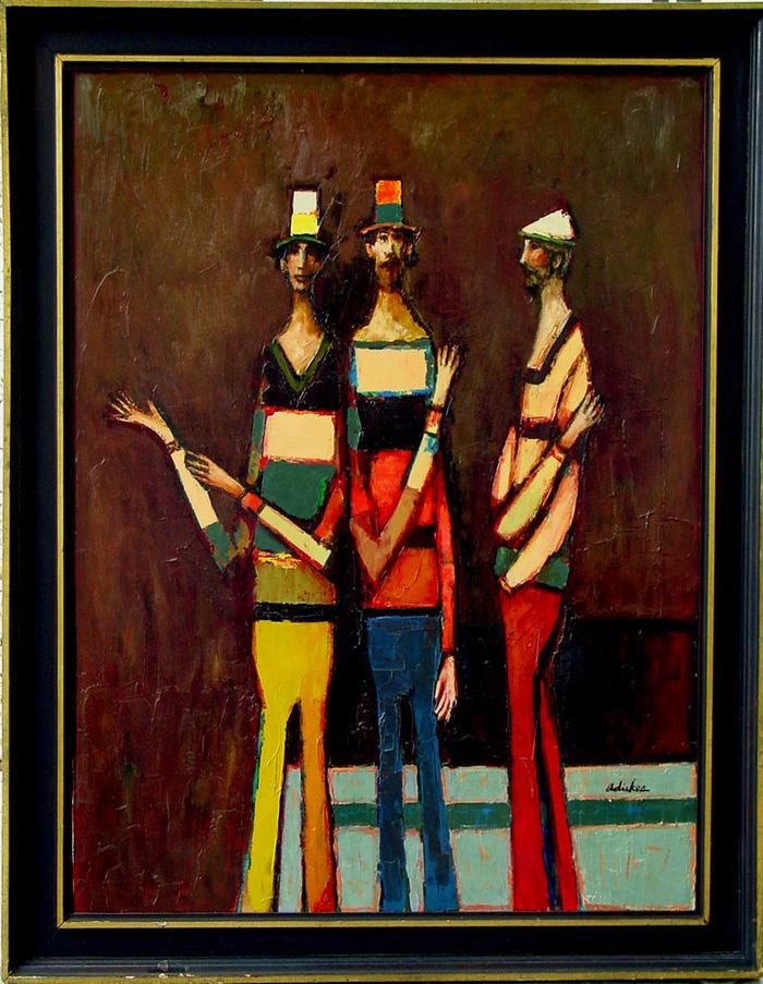 Trois Hommes - Deep  Brown