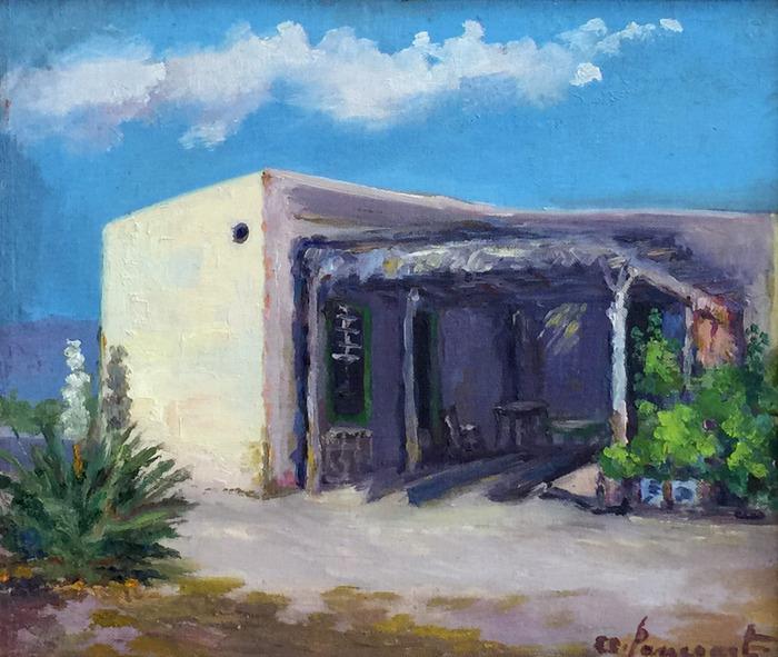 Casa Maria, Pearl Jackson Ranch, Marfa