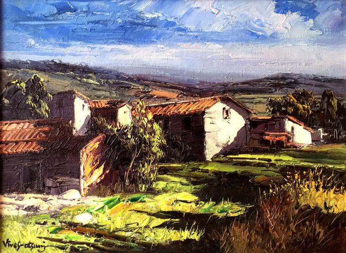 """""""Casas de Campo"""" Spain"""