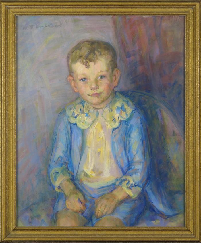 Portrait of Higdon S. Tarver