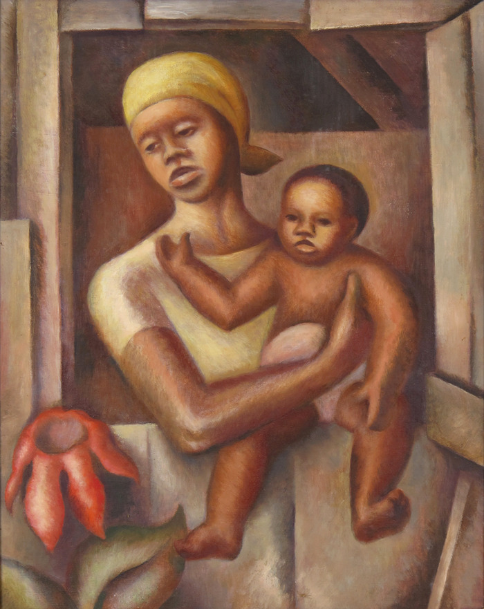 """Mother & Child"""