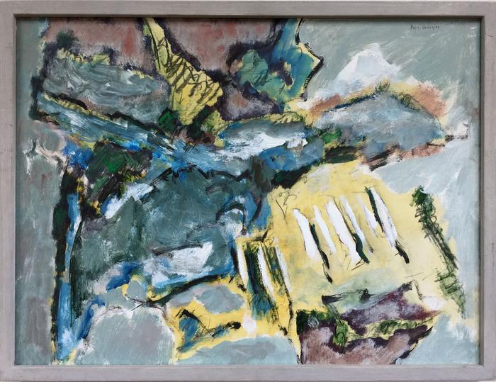 """""""Landscape Fragment II"""""""