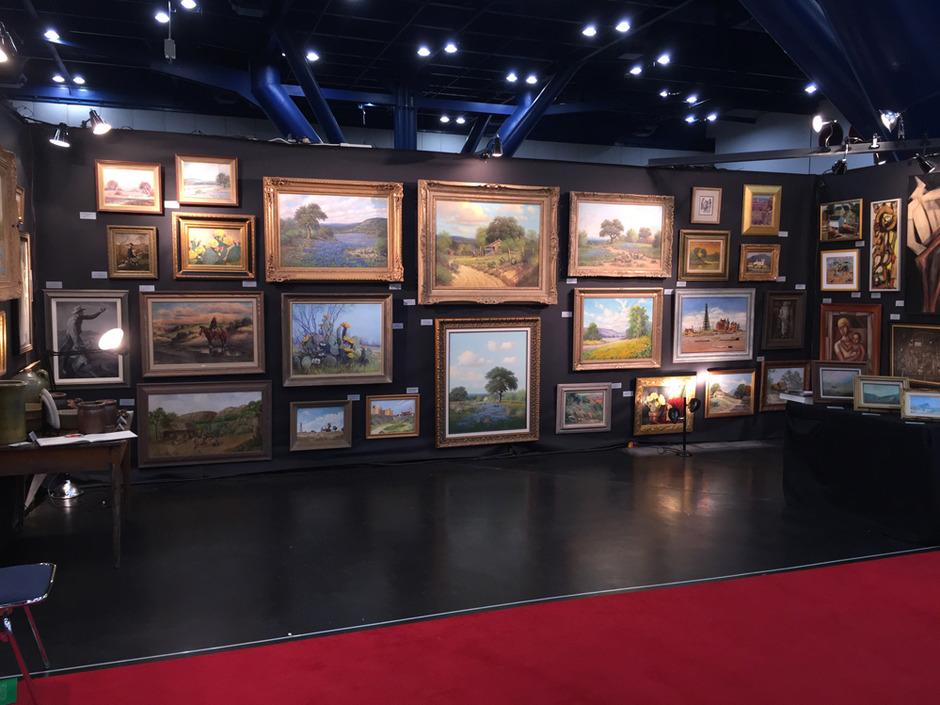 Dallas Antiques Show