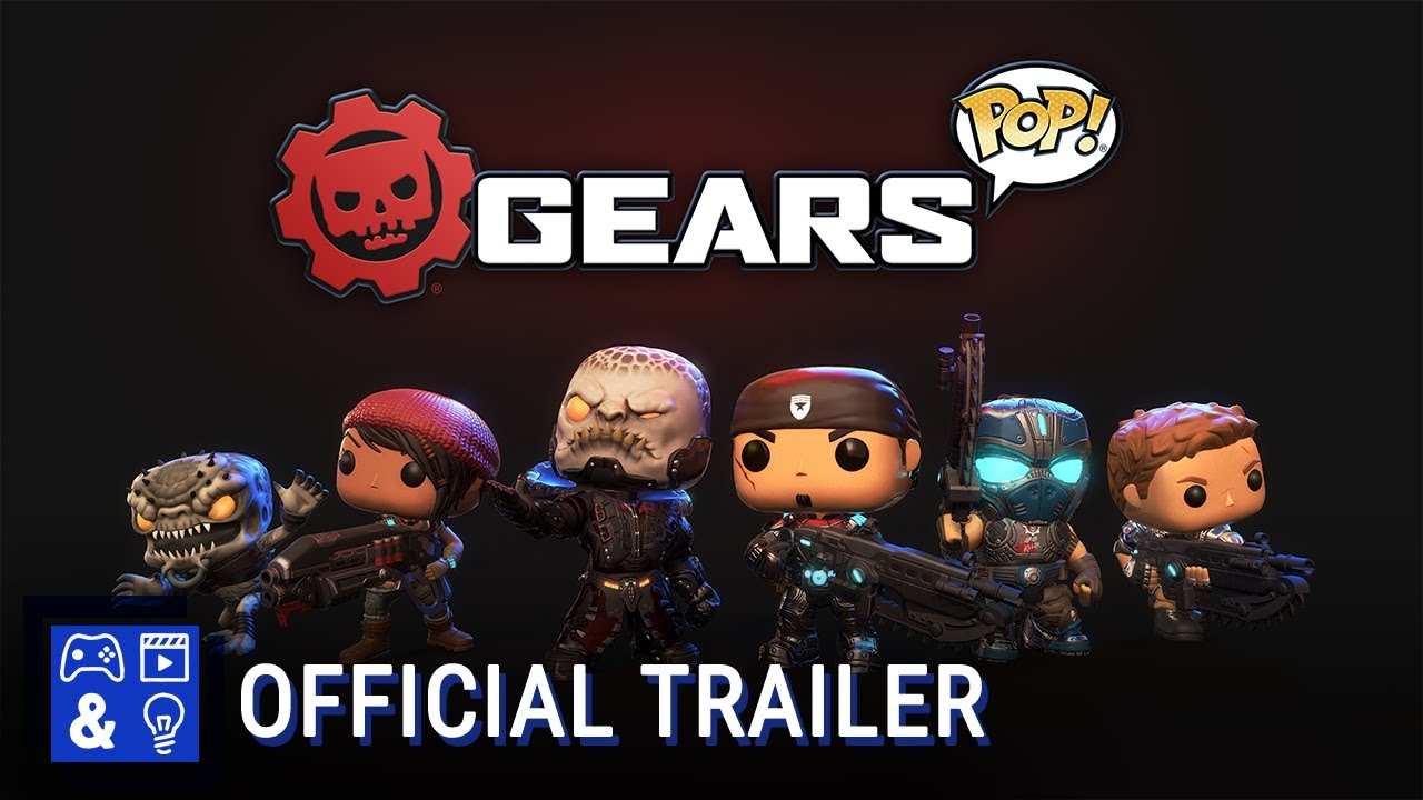 Gears POP! out this week