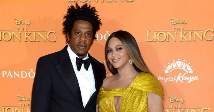 Beyonce and Jay-Z Stay