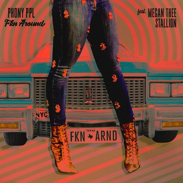Watch Megan Thee Stallion and Phony Ppl's Groovy Collab 'Fkn Around'