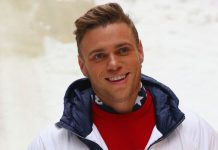 Olympian Gus Kenworthy Is Ready for Hollywood