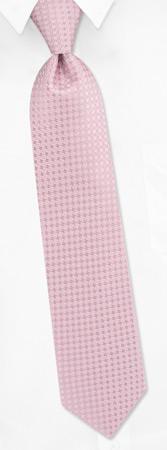 Pink Ties - Geometric By Sean John Pink Silk Ties