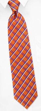 Orange Tie - Fruition By Principessa Orange Silk Ties