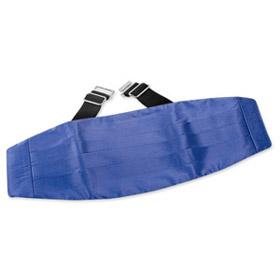 Blue Tuxedo - Wedgewood Blue By Elite Solid Blue Silk Cummerbunds
