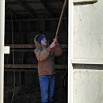 Cleaning the Barns, Coops, and Pens…the Daily Farm Adventures