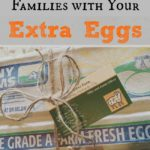 How to Help Needy Families with Your Extra Eggs