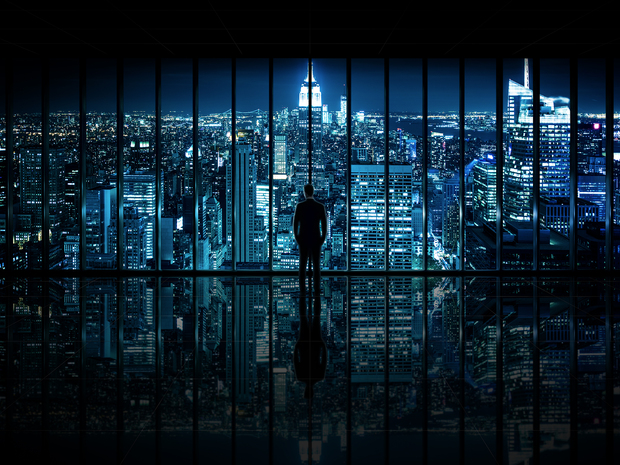 Window To Gotham City