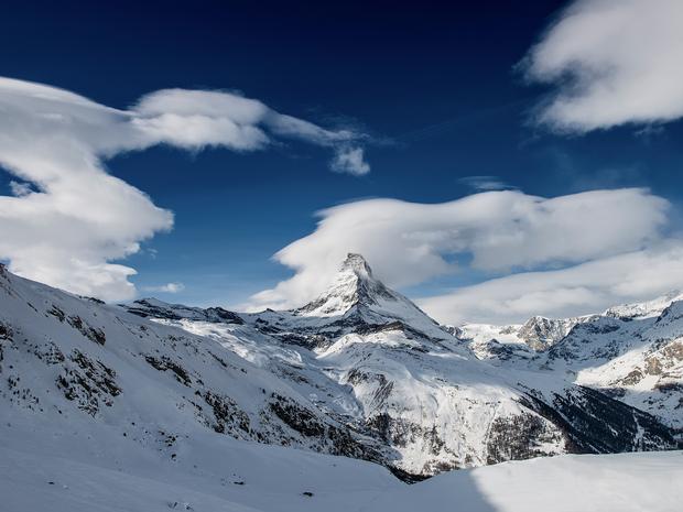 Matterhorns Snowcone