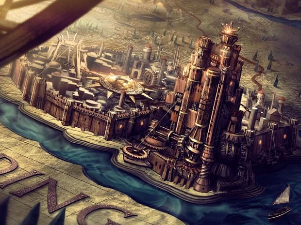 Kings Landing Map
