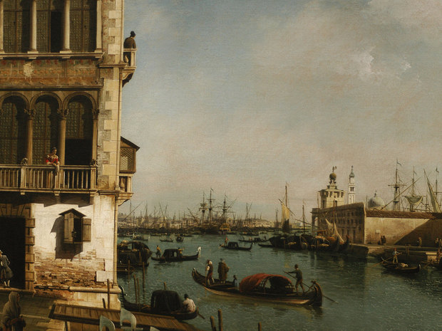 Bellotto's Grand Canal